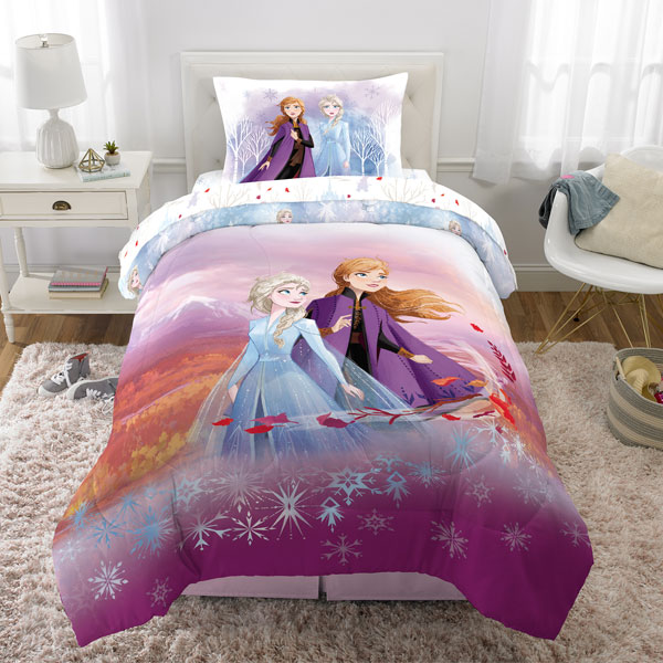 通常便なら送料無料 アナ雪 大特価 寝具セット ベッドセット シングルベッド 布団 シーツ Frozen 通常便は送料無料 限定価格セール アナと雪の女王 シングルサイズ 2 寝具 リバーシブル Disney ディズニー