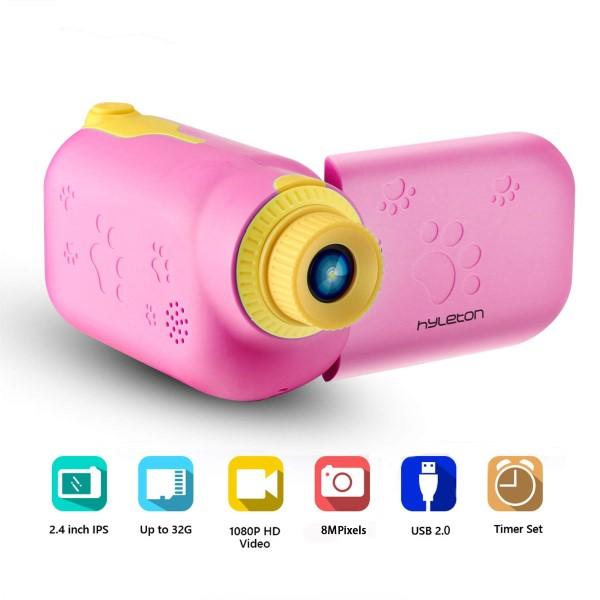 子供用カメラ hyleton キッズ カメラ 子供 デジタル ビデオカメラ 海外 電子玩具