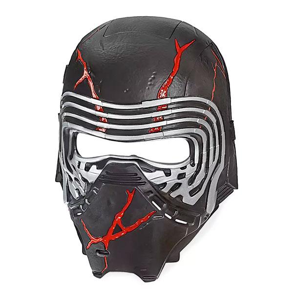 カイロレン マスク 子供 スターウォーズ FX ライト サウンドエフェクト付き ごっこ遊び 仮面 おもちゃ 通常便は送料無料