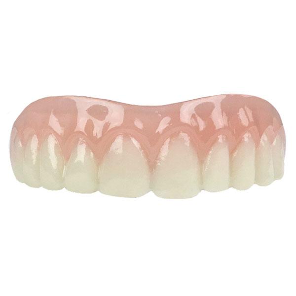 インスタントスマイル 貼るだけ 美しい 歯並びに 歯の欠けに 上歯 プロフェッショナル コスメティック アッパー