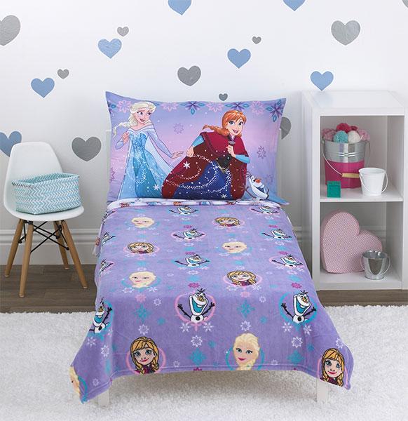 アナ雪 ディズニー ベッドセット シングルサイズ 布団 寝具 アナと雪の女王 Disney Frozen 2 通常便は送料無料