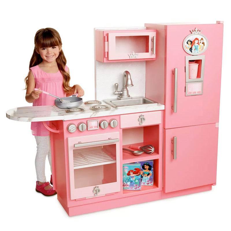 ままごと キッチン ディズニープリンセス グルメキッチン 音が鳴る スタイル コレクション 通常便は送料無料
