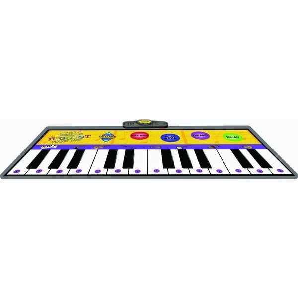 タブレット型ピアノ 楽器玩具 ピアノマット おもちゃ 子供 幼児 知育玩具 音楽教材  通常便は送料無料