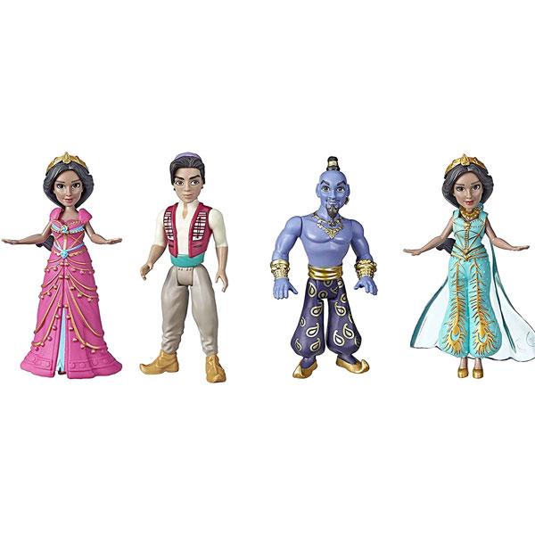 アラジン ジーニー グッズ 人形セット ジャスミン おもちゃ ドール ディズニー コレクタブルアアイテム 通常便は送料無料