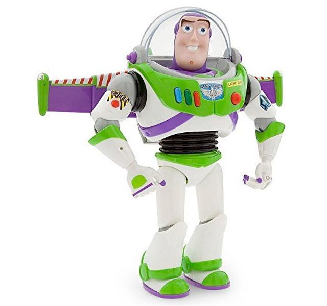トイストーリー 人形 おしゃべり バズ ライトイヤー トーキング アクションフィギュア おもちゃ トイ・ストーリー ディズニー 通常便は送料無料