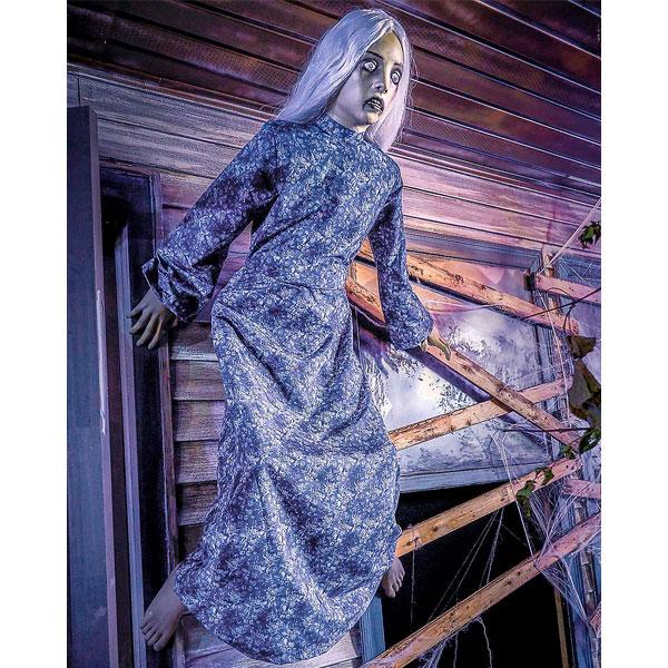 ハロウィン 飾り 人形 ツイストティナ 不気味 飾り付け