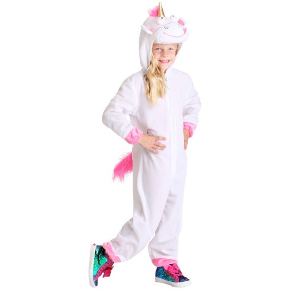 ミニオンズ コスチューム フラッフィー 子供 衣装  ハロウィン 仮装 コスプレ ミニオン ユニコーン 通常便は送料無料