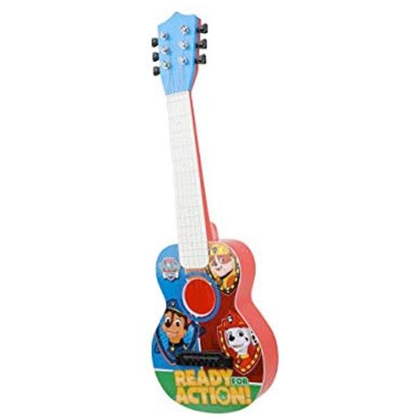 パウパトロール  おもちゃ グッズ  アコースティックギター 楽器 音楽 子供用 初心者 通常便は送料無料