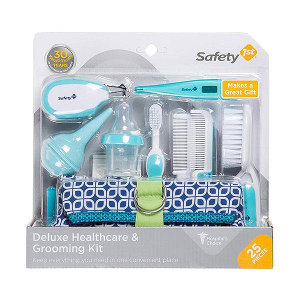 赤ちゃん 体温計 爪切り 歯ブラシ 薬ボトル 鼻吸引器 くし ブラシ ベビーヘルスケア 乳幼児 鼻水 グルーミング トラベルポーチ 出産祝い ギフト 通常便は送料無料