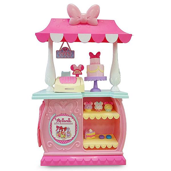 ままごと キッチン お店屋さん ケーキ屋さん ごっこ ディズニー ミニーマウス スイート おやつ スタンド プレイセット おもちゃ おままごと 通常便は送料無料