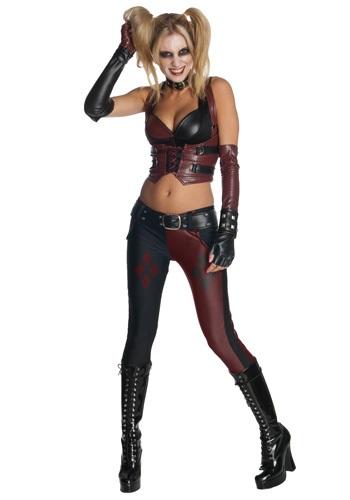 セクシー コスチューム コスプレ バットマン アメコミ ゲーム キャラクター 大人 女性 ハーレー クイン ハーレイ・クイン Harley Qu