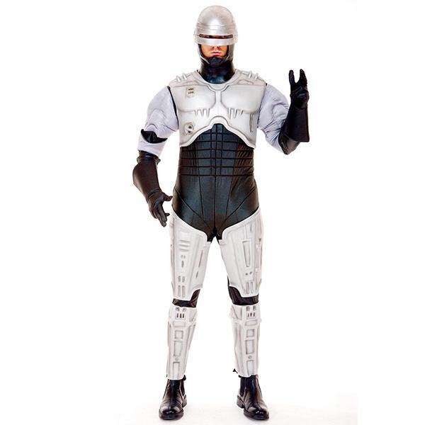 RoboCop adult menu0027s costume costume Halloween cosplay costume police robot police  sc 1 st  Rakuten & acomes | Rakuten Global Market: RoboCop adult menu0027s costume costume ...