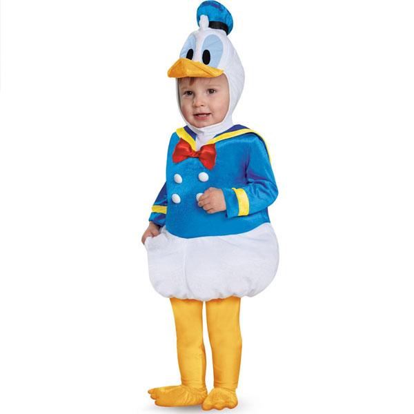 ディズニー ドナルドダック ドナルド コスチューム 着ぐるみ 幼児用 ハロウィン コスプレ コスチューム 衣装 グッズ