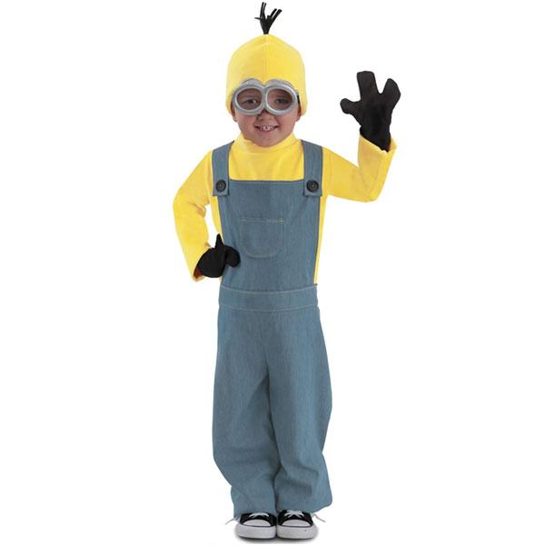 ミニオンズ ケビン ジャンプスーツ コスチューム 子供用 ハロウィン コスプレ 衣装 USJ ユニバ 仮装 パレード