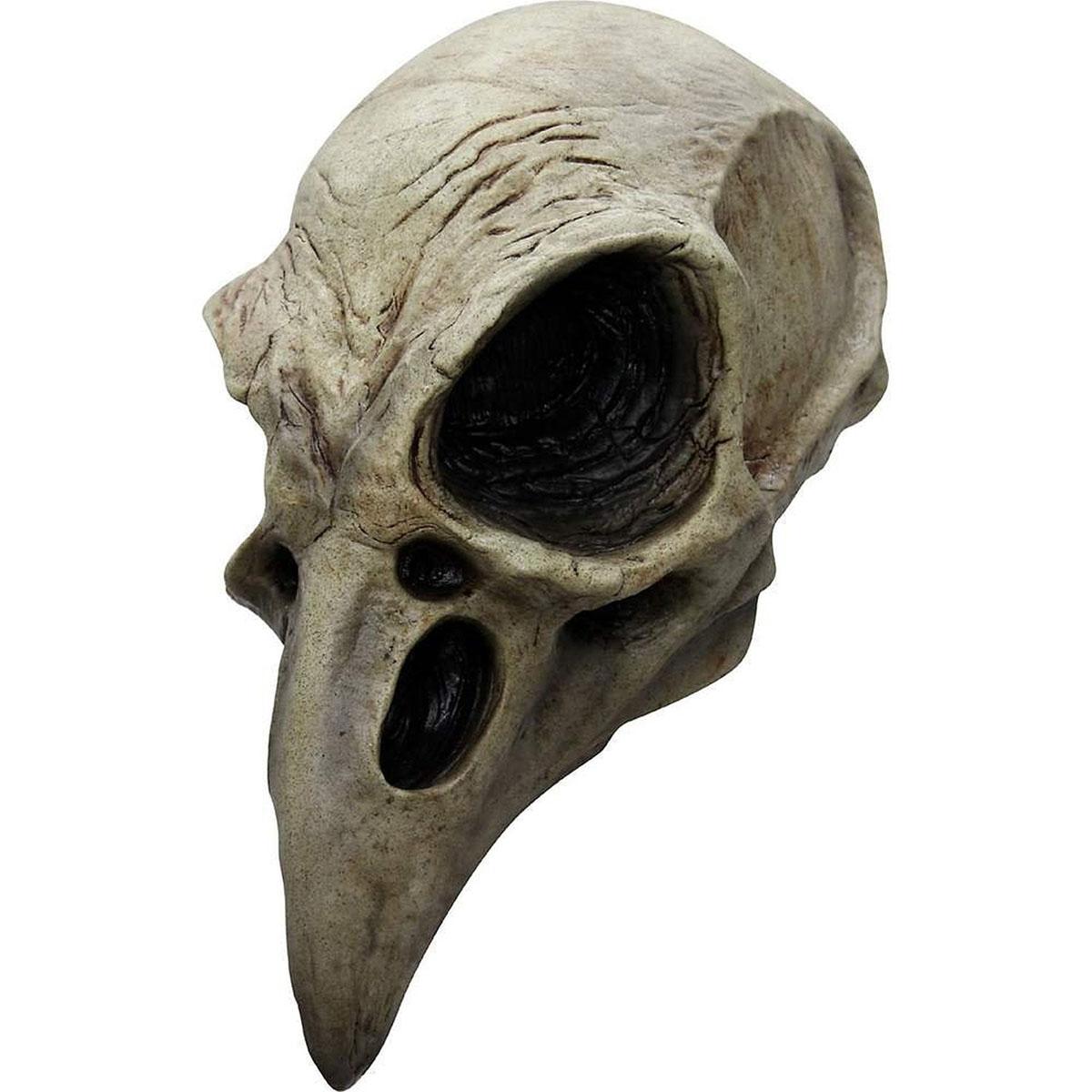 ハロウィンホラーマスクがいこつスカルがい骨かぶりものコスプレ恐怖グッズお化け悪魔