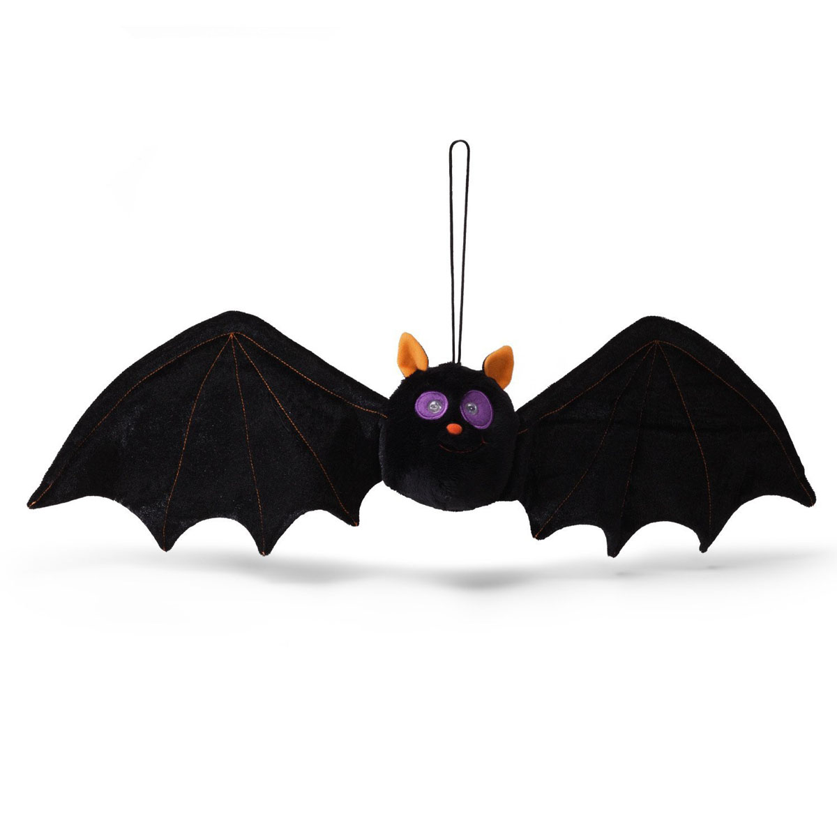 halloween bat toy decorations party decorations motion sensor with bats hanging ornament - Halloween Bats Decorations