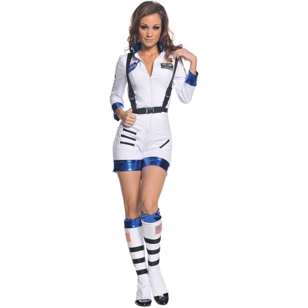 コスプレ 衣装 セクシーコスチューム 宇宙飛行士のコスチューム 女性用