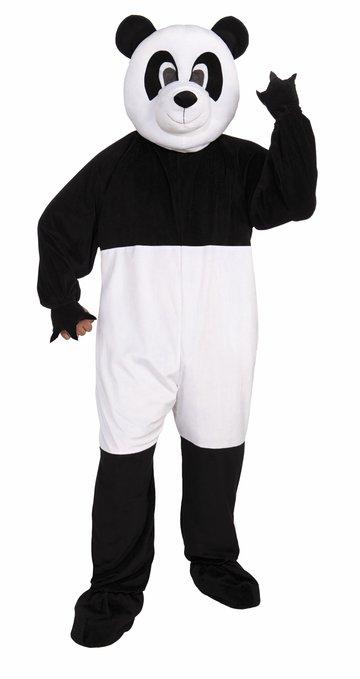 パンダ 着ぐるみ 動物 大人 コスチューム コスプレ マスコット キャラクター 変装 仮装 フォーラム