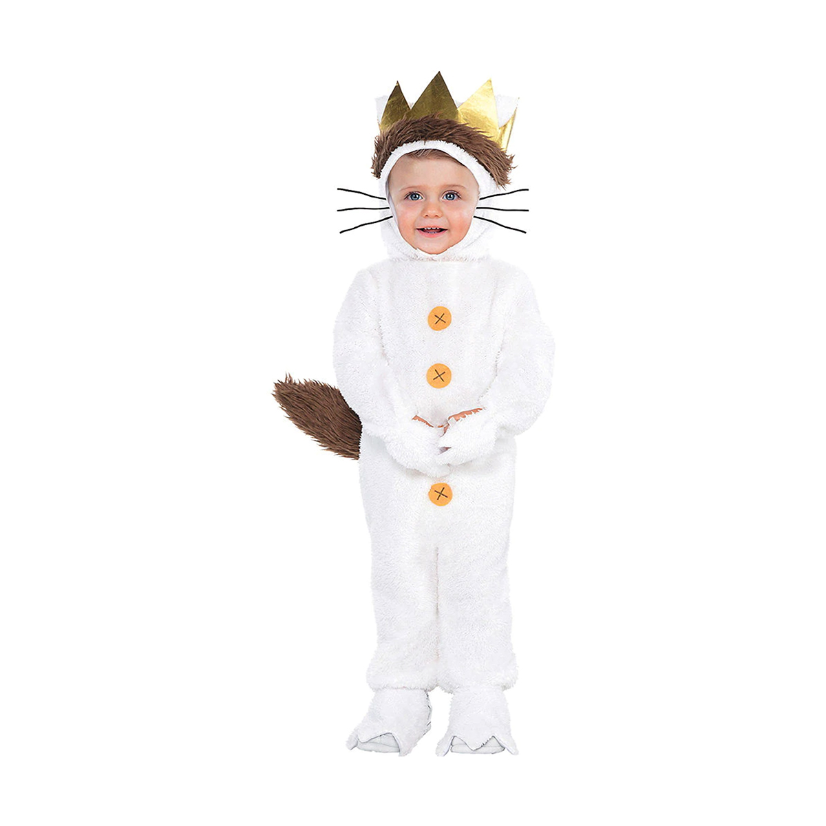 ハロウィン かいじゅうたちのいるところ マックス 赤ちゃん 幼児 ベビー服 コスチューム コスプレ 着ぐるみ 衣装 映画 絵本 キャラクター Where the Wild Things are