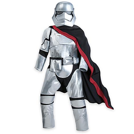 スター・ウォーズ エピソード7 フォースの覚醒 キャプテン・ファズマ コスチューム 子供用 ハロウィン コスプレ コスチューム 衣装 グッズ