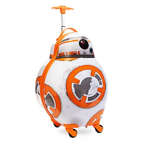 BB8 BB-8 子供 キッズ キャリーケース キャリーバッグ スターウォーズ エピソード7 フォースの覚醒 かばん 鞄 旅行 映画 キャラクター グッズ