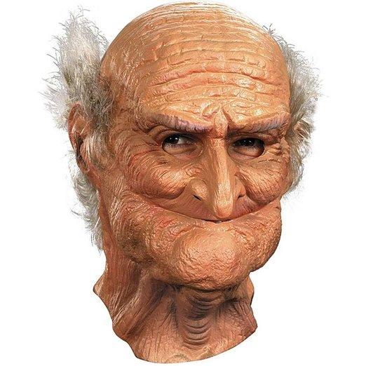 コスプレ グッズ マスク 仮面 変装 お爺さん 老人のマスク 大人用