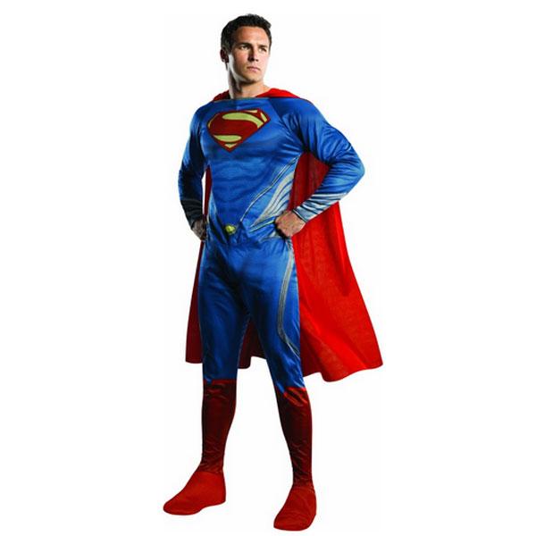 スーパーマン コスチューム 衣装 大人 男性用 スーパーヒーロー コスプレ 仮装 ハロウィン