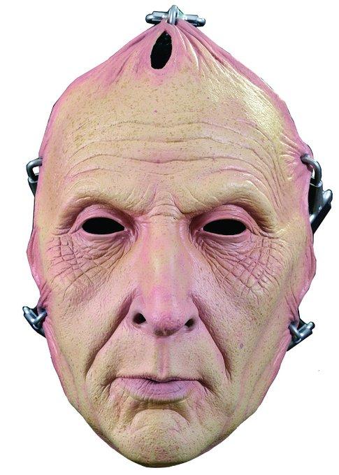SAW ソウ ジグソウ マスク 仮面 お面 コスプレ 変装 ホラー 恐怖 怖い トビン ベル