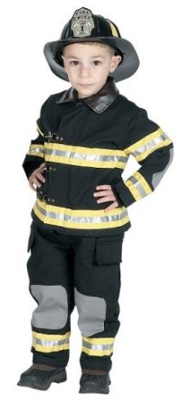 キッズ 消防士 スーツ ファイヤーファイター 子供 コスチューム コスプレ 衣装