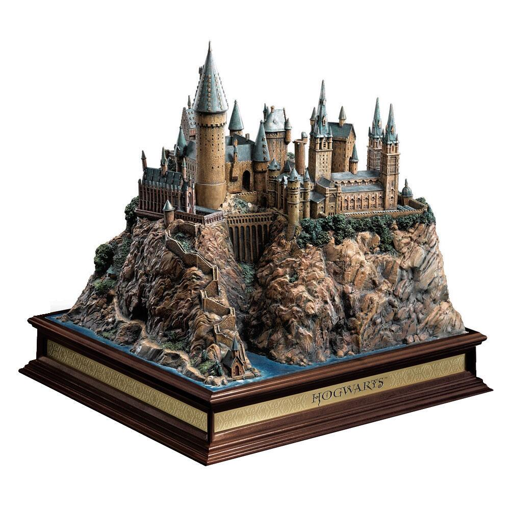 ハリーポッター ノーブルコレクション ホグワーツ魔法魔術学校 模型 ジオラマ フィギュア レプリカ おもちゃ 彫刻 インテリア 映画 置物 コレクターズ グッズ
