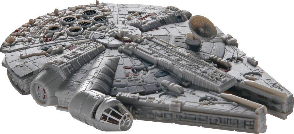 スターウォーズ グッズ ハンソロ ミレニアムファルコン 宇宙船 フィギュア プラモデル キット 模型 ビルディングキット おもちゃ 玩具 レベル Revell