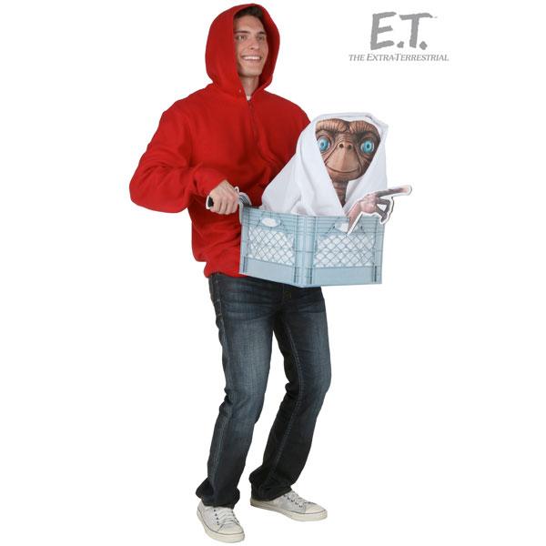 E.T 宇宙人 コスプレ 仮装 コスチューム エリオット 大人 衣装