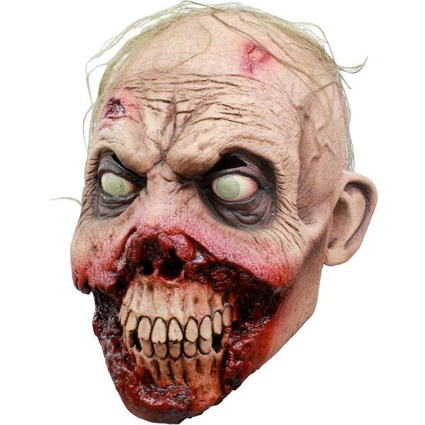 ゾンビ マスク 腐った顎 大人用 ホラー マスク ハロウィン 肝試し イベント パーティー