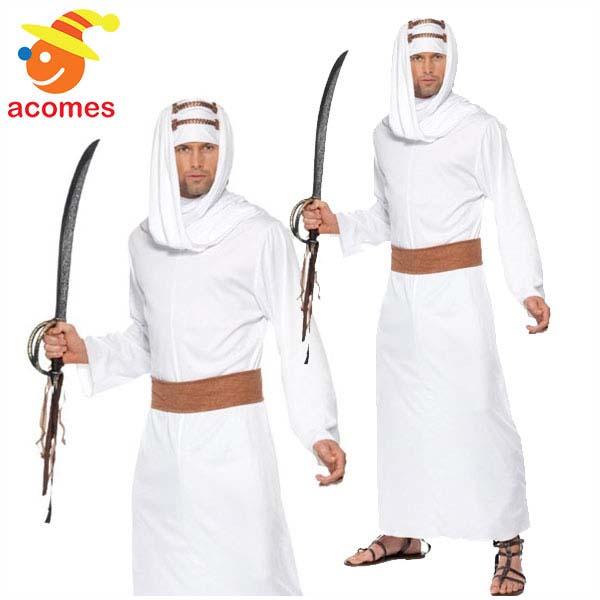 中東 アラブ 王子様 コスプレ 大人用 砂漠 コスチューム アラビア ロレンス