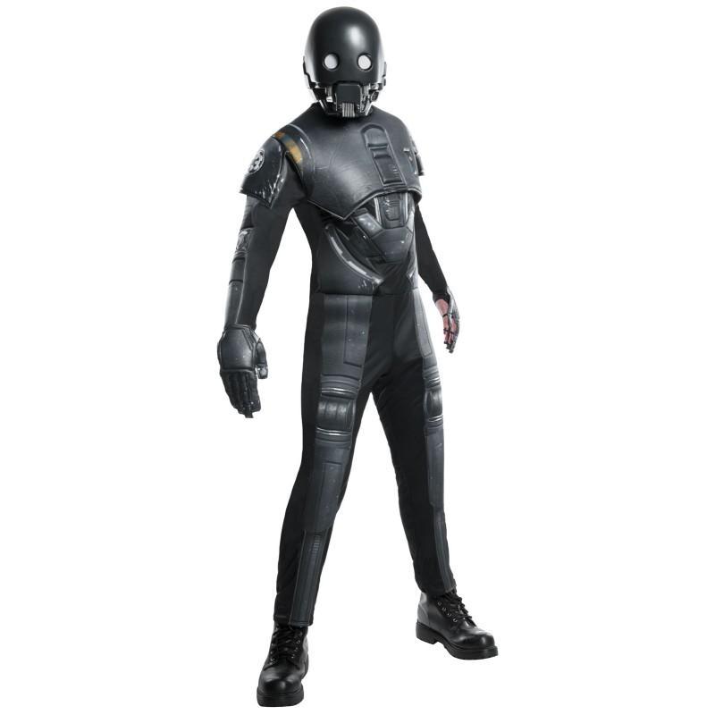 スターウォーズ ローグワン コスプレ コスチューム ルービーズ 衣装 K-2SO 大人用 ハロウィン 仮装