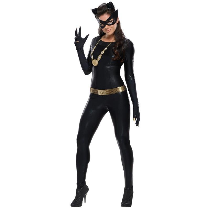 キャットウーマン コスプレ コスチューム グランドヘリテージ版 大人 女性 レディース セクシー アメコミ キャラクター バットマン