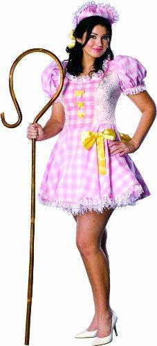 ボーピープ 衣装 羊飼い かわいい 衣装 大人用 大きい サイズ ハロウィン コスチューム イベント パーティー