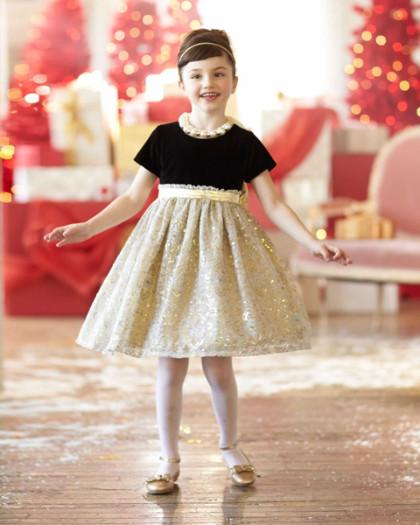子供 ドレス ベルベット キラキラ 高級 上質 黒 金 ゴールド ワンピース 女の子 発表会 衣装 フォーマル