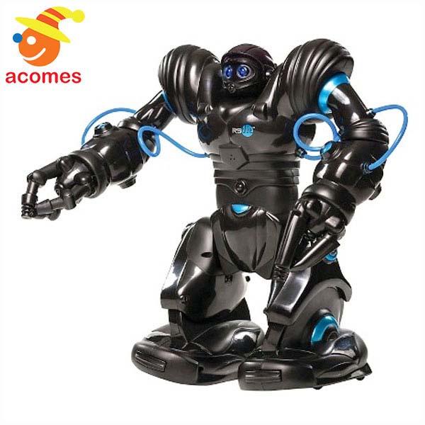 WowWee ロボット ロボサピアン ブルー クリスマス ギフト プレゼント 誕生日 おもちゃ