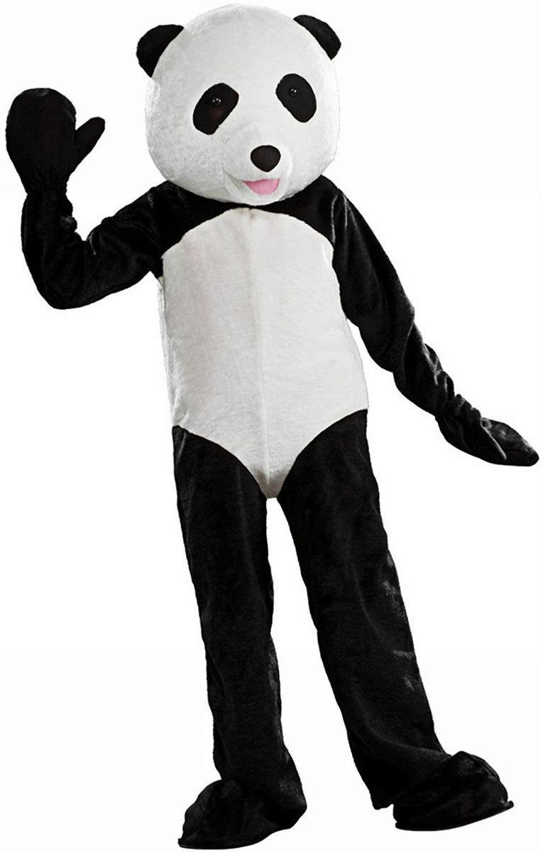 パンダ きぐるみ 着ぐるみ マスコット 大人 動物 コスプレ コスチューム ハロウィン 仮装