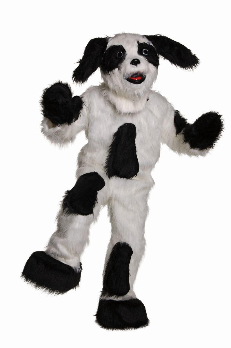 シープドッグ 犬 きぐるみ 着ぐるみ 動物 マスコット 大人用 年賀状 戌年