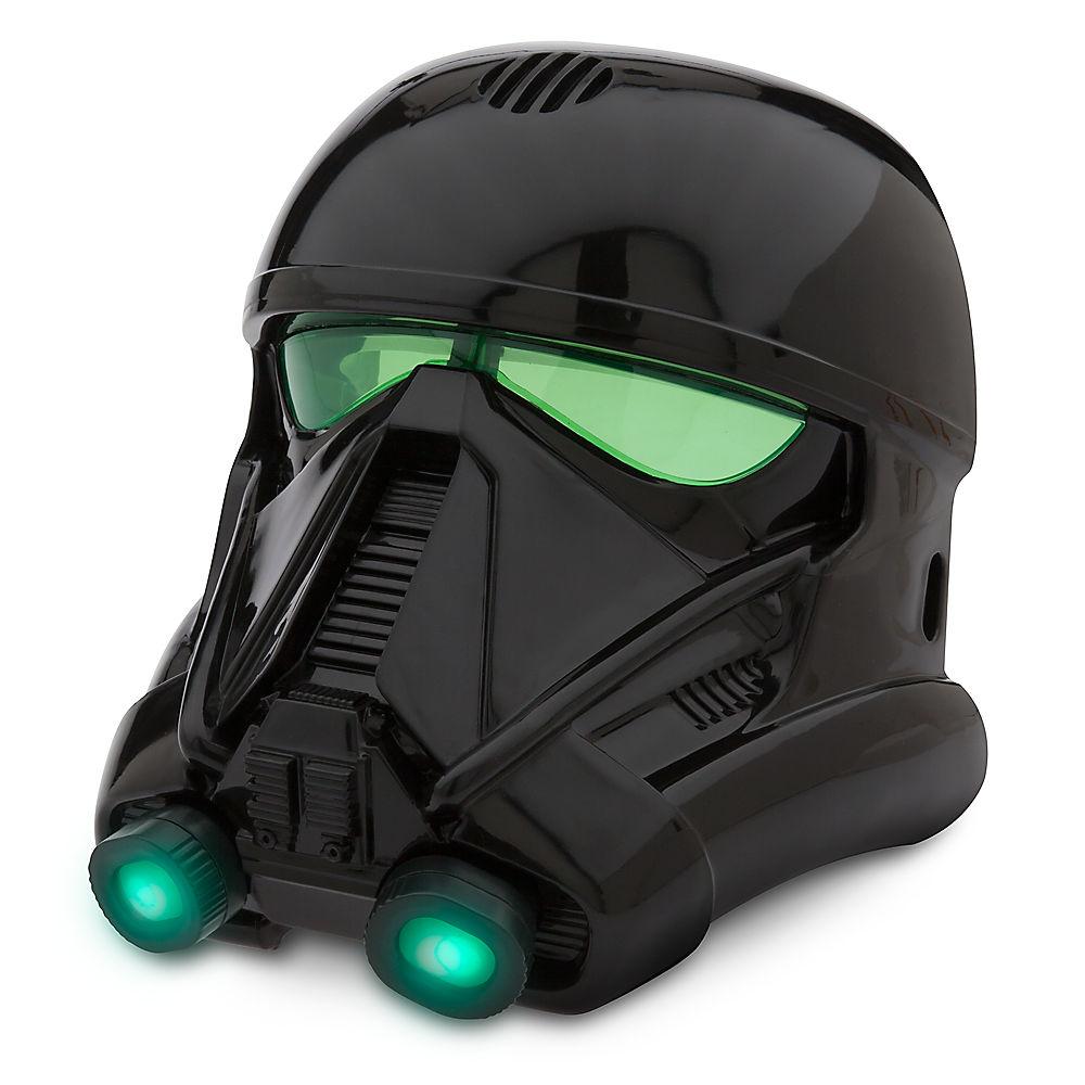 デストルーパー ボイスチェンジャー マスク ヘルメット 子供 スターウォーズ ローグワン グッズ ストームトルーパー おもちゃ