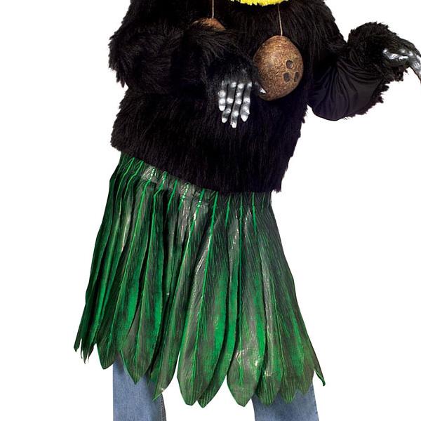 인형 동물 고릴라 성인용 훌라 알로하 고릴라 의상 코스 프레 의상 할로윈 파티 원숭이 멋쟁이 귀여운