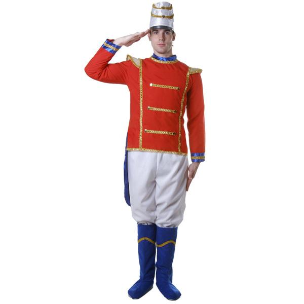 コスプレ ドラムメジャー おもちゃの兵隊 マーチングバンド クリスマス 男性用コスチューム