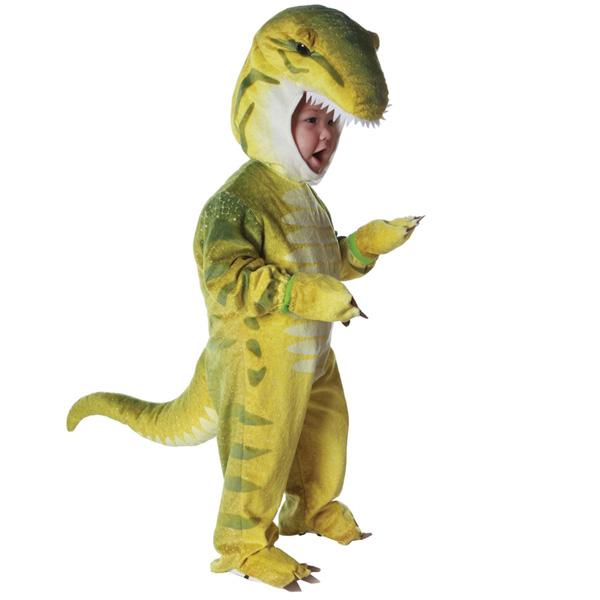 恐竜 ティラノサウルス 着ぐるみ キッズ 子供用 トドラー ハロウィン コスプレ コスチューム 衣装