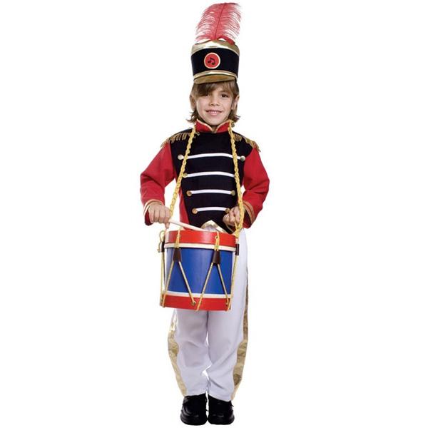 兵隊 子供用 衣装 コスチュームドラム 弾き 鼓笛隊 ハロウィーン パレード コスプレ ハロウィン