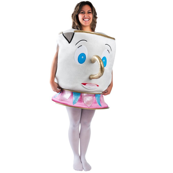 ティーカップ コスチューム 衣装 大人用ティーカップ キャラクター コスプレ 仮装 ハロウィン