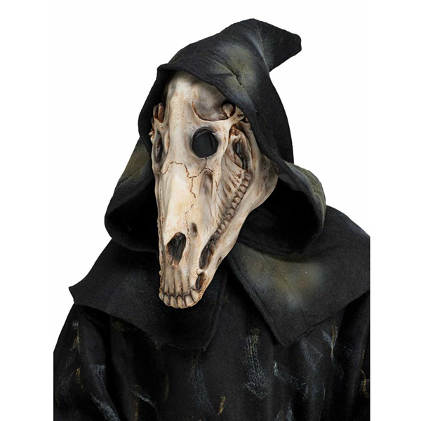 horse skeleton mask cosplay costume halloween horse skull costume