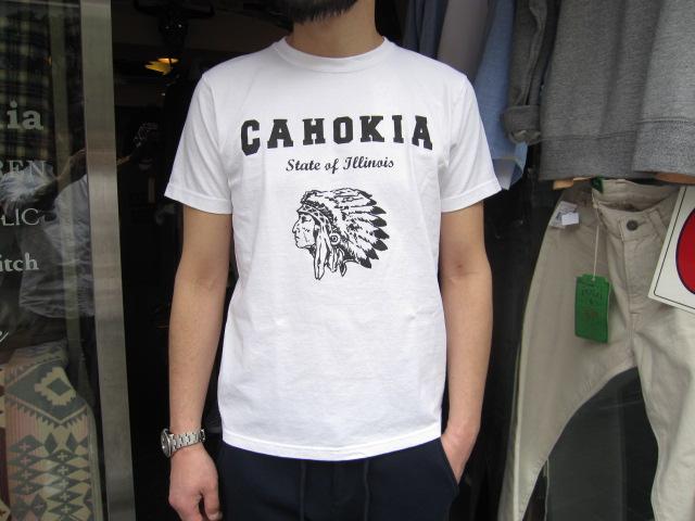 마지막 입고! SMART SPICE (스파이스) CAHOKIA TEE (CRACK PRINT SERIES)