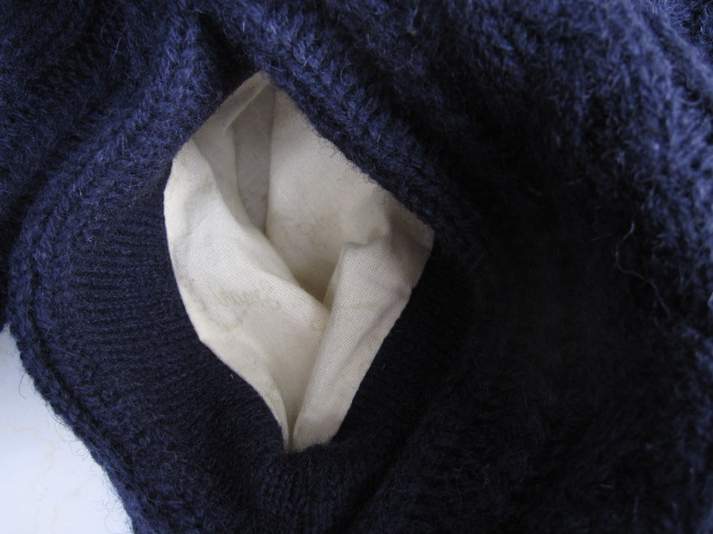 06e250205ce ... The cable knitting wool 100% man and woman combined use knit jersey-knit  jacket